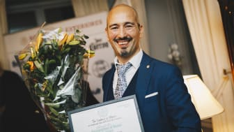 Recognition of Honor 15 Years for AliasSmith - Claes Puebla Smith CEO