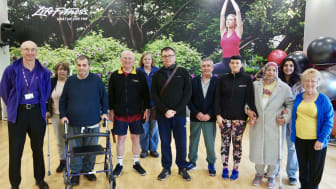Rochdale stroke survivors get active with Stroke Association's new Moving Forward programme
