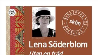 Bokbazar - Lena Söderblom och Kajsa Willemark