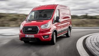 Ford Transit 2-tonns L2