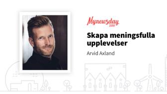 Arvid Axland - Författare, marknadsstrateg och grundare av reklambyrån Pool