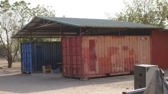 Sydsudan: Regeringsstyrkor kvävde dussintals till döds i containrar