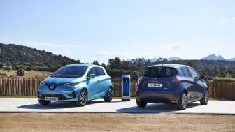 Renault Zoe Ny2