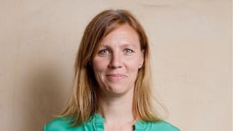 Ny generalsekreterare Janna Hellerup Ulveslius