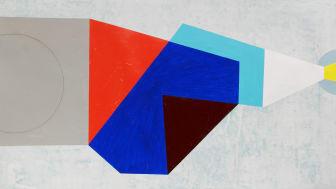 Kjell Varvin, 20201104, 2020. Blyant og akryl på på papir, 70x100 cm.