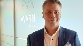 Mika Peippo on nimitetty Suomen Avarn Securityn turvallisuusteknologian johtajaksi