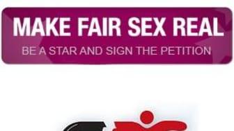 Konst för Fair Sex i Nordstan den 16 oktober