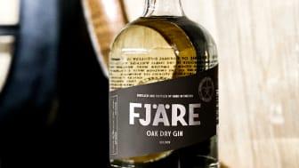 Fjäre Oak Dry Gin