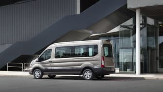 Ny Ford Transit