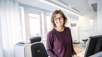 Umeå Energis marknadschef Agneta Filén.