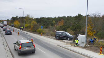 Eitech installerar Smartroad Gotland-2