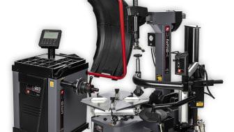 Däckmaskinspaket PRO, PELA Tools. Foto: Verktygsboden.
