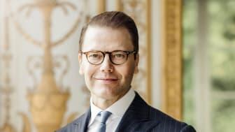 H.K.H. Prins Daniel, fotograf: Linda Broström