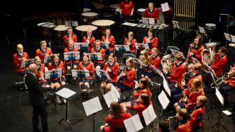 Gran Jente-og Guttekorps er et av fire innlandskorps som er klare for NM skolekorps