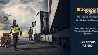 Blåkläder auf der transportlogistic (A6.403)