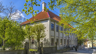 Göteborgs hemliga trädgård får nytt liv