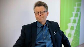 Leif Denneberg är ny ordförande för branschorganisationen Svenska Ägg.