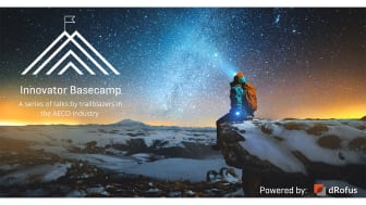 Innovator Basecamp is a  series of innovation talks hosted by the people behind the most trail-blazing projects in the AEC/O Industry.