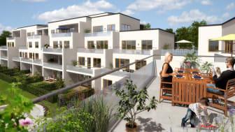 Pressinbjudan: Byggstart för Brf Solgläntan i Ljusstaden