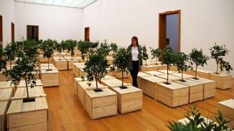 Yoko Ono. PEACE is POWER - Blick in die Ausstellung - Foto: Andreas Schmidt