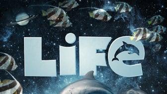 Pressinbjudan - Pressvisning av nya delfinshowen Life