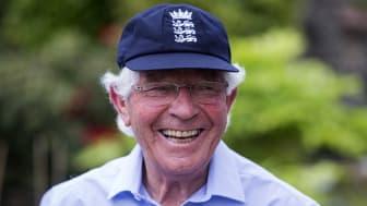 Alan Jones was presented England cap number 696 (credit: Chris Fairweather/Huw Evans Agency)