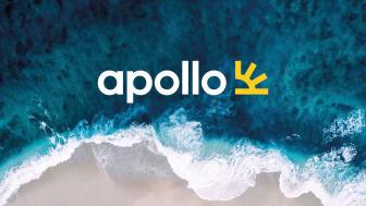 Apollon uusi logo