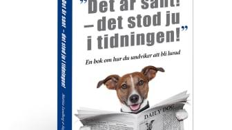 """Förhandsboka nu - smyglansering av boken """"Det är sant - det stod ju i tidningen"""""""