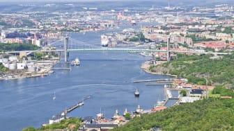 Första gången Göteborg ansökte var 2017 och då placerade sig staden precis utanför finalen. I år gick det bättre och Göteborg är en av tolv finalister i iCapital Award 2018 - EU:s pris för Europas innovationshuvudstad 2018. Foto: Scandinav Bildbyrå