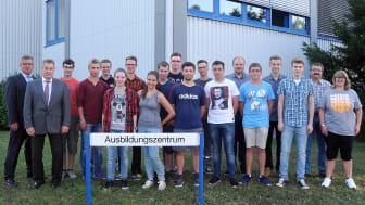 Ausbildungsstart: Jugendliche starten beim Bayernwerk ins Berufsleben