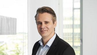 Jonas Gyllenspetz, Group COO System Verification
