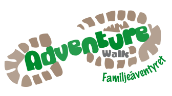 Barnen bygger egen träskulptur – årets nyhet på Adventure Walk