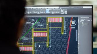 De nya utvecklingsingenjörerna bidrar med kompetens inom produktutveckling.