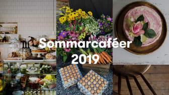 Sommarcaféer 2019 är här!