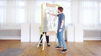 Vårutställning 2015, André Gunnarsson & Amanda Stadler, Lunds Universitet, Industridesign