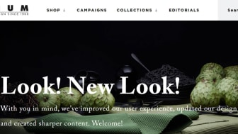 LINUM återlanserar sin e-handel