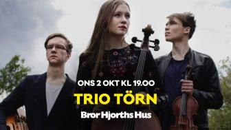 Trio Törn är: Klara Källström – Cello Olof Kennemark – Fiol Petrus Dillner – Nyckelharpa
