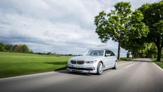 BMW ALPINA B5 Bi-Turbo Touring.