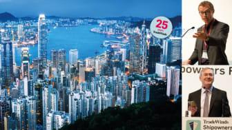 TradeWinds Shipowners Forum in Hong Kong