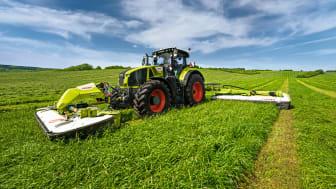 CLAAS utökar CEMOS även för traktorer