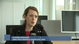Clarisse Ramakers succède à Dominique Demonté à la tête d'Agoria Wallonie