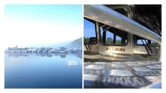 ALUKIN aluminiumbåtar finns nu hos Orust Marin i Henån.