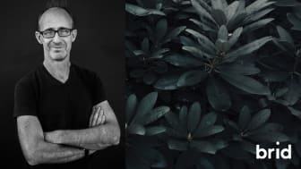 Colm O'Callaghan, creative director, Brid, vill att resten av branschen följer i Brids klimatpositiva fotspår.