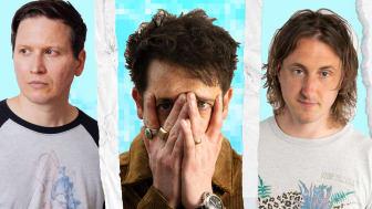 The Wombats [UK] till Sverige nästa år!
