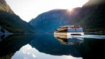 Vision of the Fjord. Foto: Sverre Hjørnevik / Flåm AS
