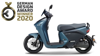 Electric scooter EC-05