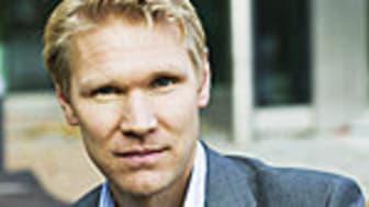 Johannes Boson ny försäljningsdirektör på 3