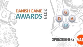 Waoo hovedsponsor for Danish Game Awards