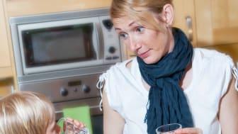 Vattnet inom NSVA under gränsvärdet för fluor
