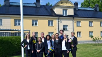Teamet på JENSEN grundskola Långholmen